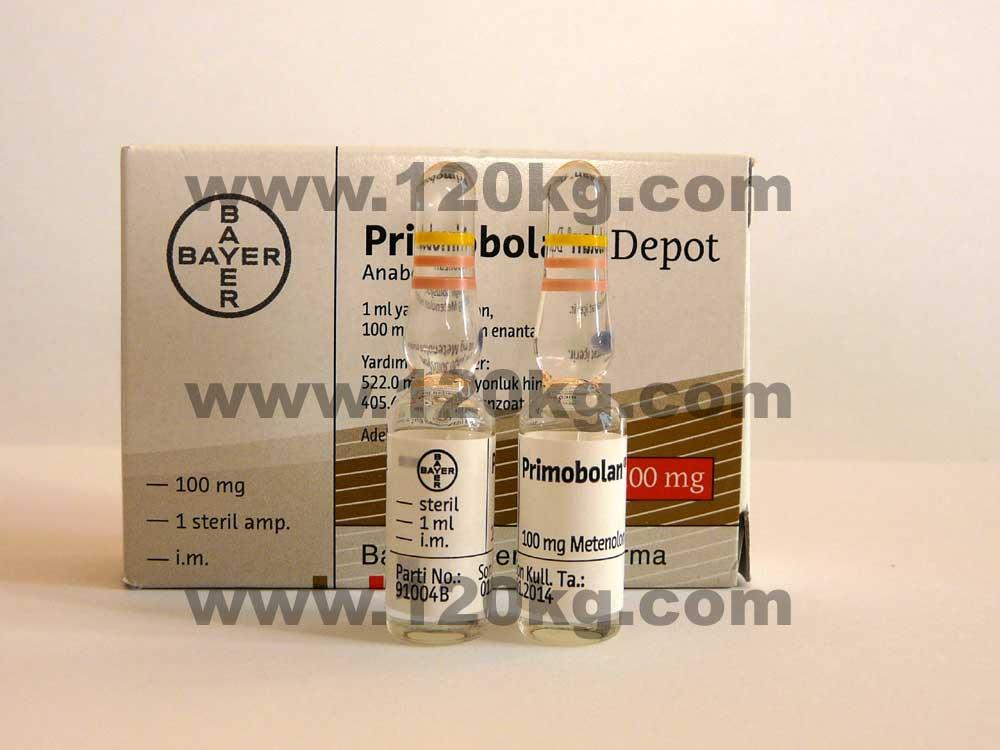 primobolan depot precio